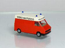 PRALINE 1:87 H0 FIAT 242 Pompieri RTW Italia Vigili del fuoco