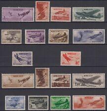 "Russia - 1945-1946 ""Soviet Military Planes"" (MNH)"