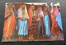 POSTCARD; JERBA COSTUMES TRADITIONNELS, UN POSTED (1592)
