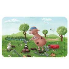 Rannenberg & Friends Frühstücksbrettchen Golf Chaos spielen Schweinchen