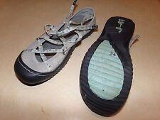 J-41 Strappy Mesh Women's Shoes size 7M Gray