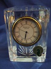 Waterford Crystal Colonnade Clock Working