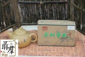 Yun Nan Hai Wan Puer tea Factory sheng green  pu er tea LAO SHU QIAO MU 250g