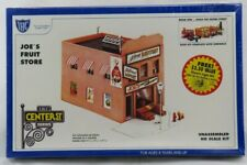 IHC  Joe's Fruit Store Building Center St. Series HO 7797 MNIB Electric Lights