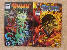 Spawn, nº 15 y 16, 1995, Image, World Comics, Planeta DeAgostini, Greg Capullo