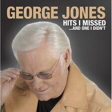 George Jones - Hits I Missed & One I Didn't [New CD]