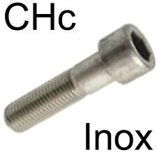 VIS CHC tête 6 pans creux btr - INOX - M5 x50 P (4)