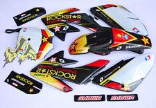 Pit Bike Honda Crf 70 Graphic Rockstar Energy w/plastic