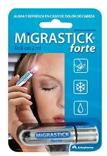 Arko Migrastick Forte roll-on. Natural pain relief for headache + migraine