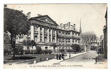 La Rue Victor Hugo - Amiens Photo Postcard c1908