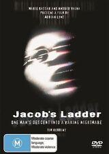 JACOB'S LADDER Mario Kassar / Andrew Vajna DVD R4 - Tim Robbins