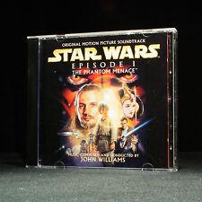 Star Wars - Episode 1 - Phantom Menace - Original Soundtrack - music cd album