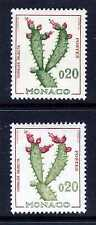 1960 MONACO N°568 CACTUS VARIETE FIGUES ROUGES xx