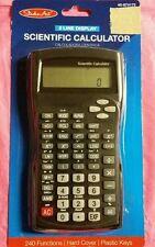 Studio Art Scientific Calculator NEW/FACTORY SEALED PACKAGING-240 FUNCTIONS!!