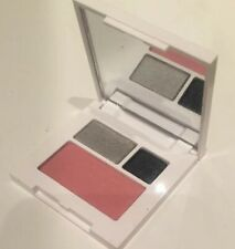 Vera Clinique All About Eye Shadow Duo Smoke & Mirrors Silverlining Cupid Blush