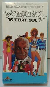 Norman...Is That You? - Redd Foxx, Pearl Bailey VHS - FACTORY SEALED