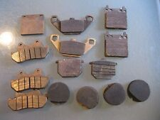 Motorcycle, Honda, Kawasaki Disc Brake Pads Parts Lot