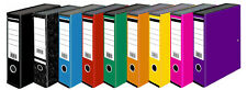 More details for very strong premium quality linen box files foolscap available in 8 colours