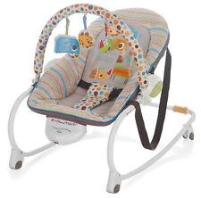 Brand new in box Jane evolution musical rocker & toddler chair in savannah 0-36m
