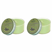 Pack of 2 Price's Chef's Kitchen Cooking Chef Scented Odour Smells Candle Tin