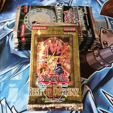 YuGiOh! Rise of Destiny Booster Pack! 1st Edition! New and Sealed!