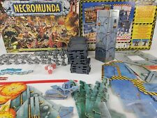 NECROMUNDA Original 1st edition -100% complete Part on Sprue [ENG, 1995]