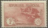 "FRANCE STAMP TIMBRE N°231 "" ORPHELINS LA MARSEILLAISE 1F+25c "" NEUF xx TB B412"