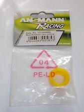 Ansmann Racing Manifold Seal (1pcs) Yellow - For 1/8 Car / Buggy