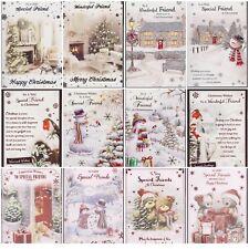Friend / Friends ~ Special Friend / Friends ~ Christmas Card ~ Choice Of Design