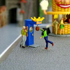 Am Boxautomat - Exklusiver Kirmesautomat mit Figurenset zur Faller Kirmes in H0