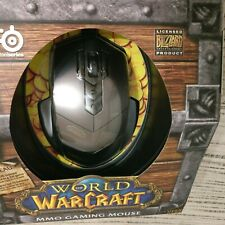 SteelSeries 62006 World of Warcraft MMO Gaming Mouse WOW