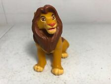 From Disney Lion King Solid PVC Figure Of Mufasa