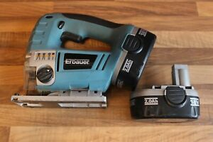 Erbauer ERE097JSW 18V Cordless Jigsaw