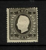 Portugal SC# 34, Mint Hinged, Hinge/Pg Rems, some gum toning, perf 12.5 - S7762