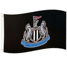 Newcastle United Fc Crest Core Design 5'X3' Flag - Official Gift