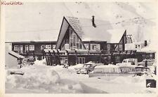 Postcard Alphorn Lodge Hackson Wyoming WY