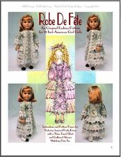 """Robe De Fête"" Fashion Pattern for American Girl Dolls"