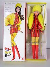 Twist 'n Turn Barbie Doll Titian Redhead 1997 Vtg Repro Smasheroo NRFB 23258