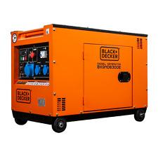 6.5 KW Diesel  Black + Decker St...