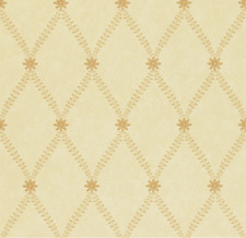 FLW06007 Wallpaper Zoffany STARFLOWER Cream  BA0158