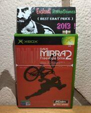 Dave Mirra Freestyle BMX 2 // XBOX // Completo ( PAL ESP)