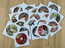 Guitar World Magazine 19 CD Lot 2006, 2007 Holiday, 2008, 2009, 2010 Anniversary