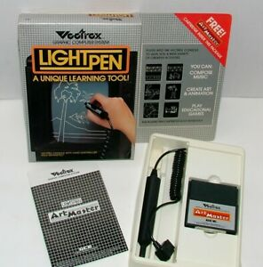 % 1983 VECTREX LIGHTPEN GAME CARTRIDGE MINT IN THE BOX