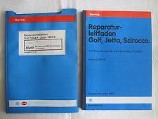 Golf 2 16V PL KE-Jetronic+Diagnose+Motor+Mechanik+Schaltpläne Reparaturanleitung