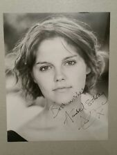 Autograph - Annabel Scholey - Harry Potter - Live ink on large photo