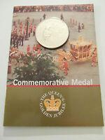 Royal Mint - Queen Elizabeth II - Golden jubilee Medal / Coin - 1952/2002