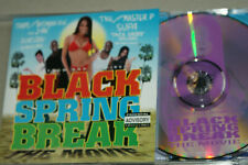 BLACK SPRING BREAK  **  SOUNDTRACK  **  CD ALBUM