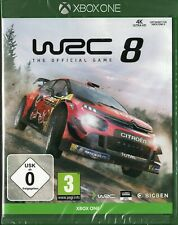 WRC 8 - The Official Game (XBox One 2019) XBO