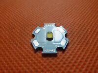 NEW! Cree XP-L XPL LED Cool White SinkPad-II Copper / Aluminium Base