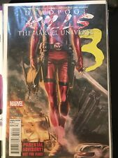 deadpool kills the marvel universe #3
